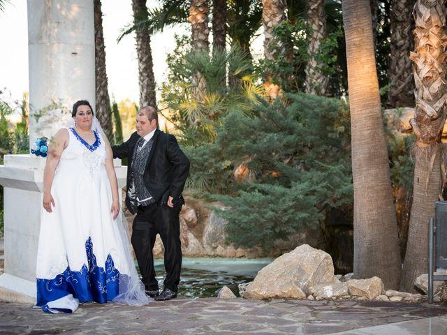 La boda de VICTOR y REBECA en Callosa De Segura, Alicante 70