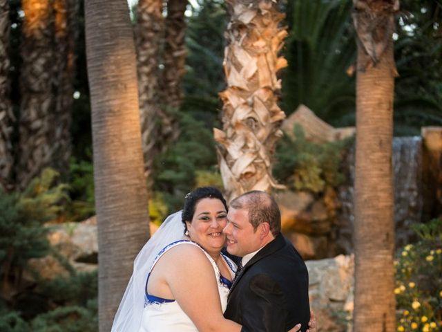 La boda de VICTOR y REBECA en Callosa De Segura, Alicante 79