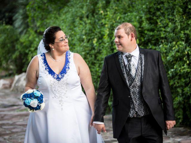 La boda de VICTOR y REBECA en Callosa De Segura, Alicante 80