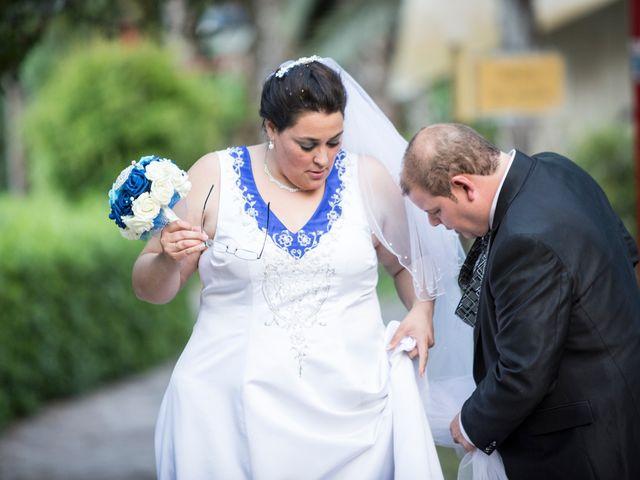 La boda de VICTOR y REBECA en Callosa De Segura, Alicante 81
