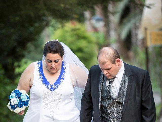 La boda de VICTOR y REBECA en Callosa De Segura, Alicante 82