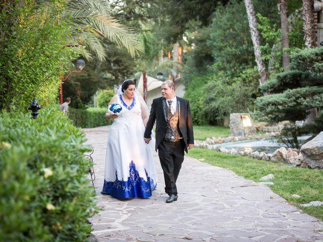 La boda de VICTOR y REBECA en Callosa De Segura, Alicante 83