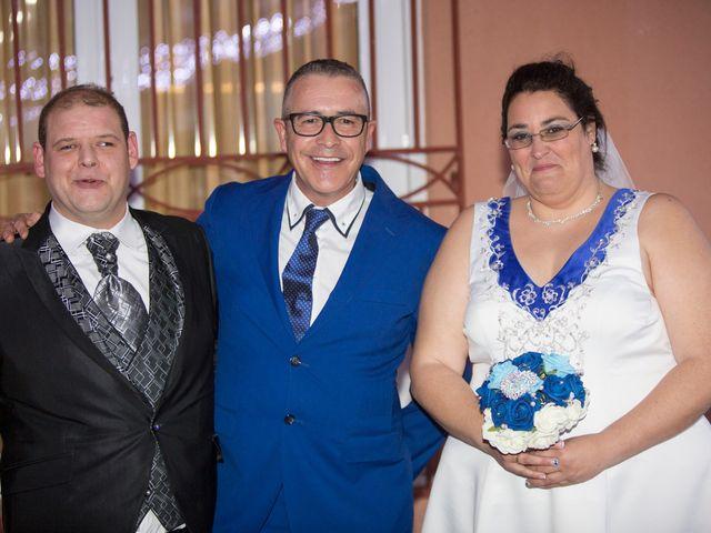 La boda de VICTOR y REBECA en Callosa De Segura, Alicante 89