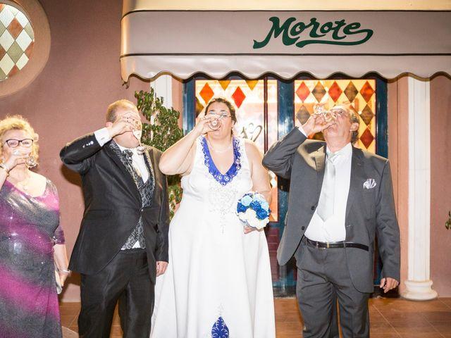La boda de VICTOR y REBECA en Callosa De Segura, Alicante 90