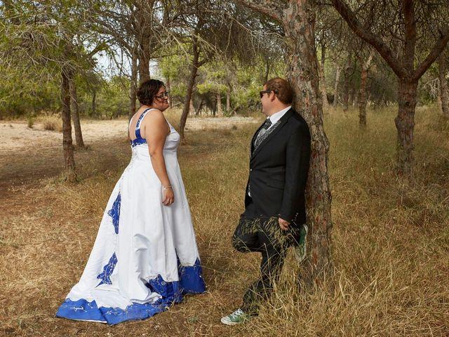 La boda de VICTOR y REBECA en Callosa De Segura, Alicante 91