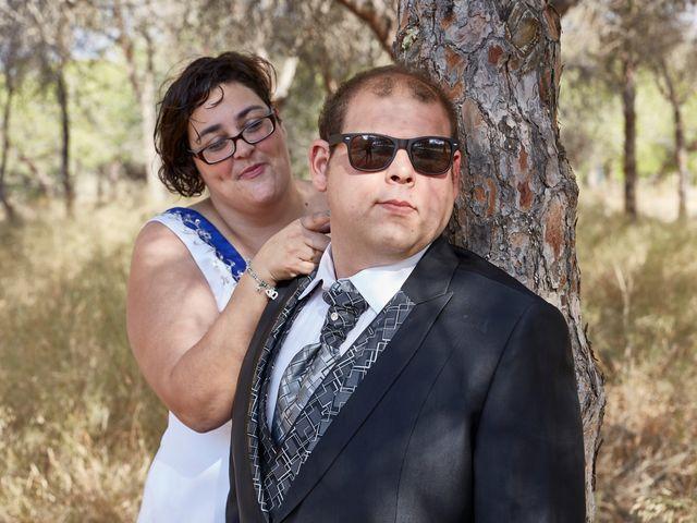 La boda de VICTOR y REBECA en Callosa De Segura, Alicante 93