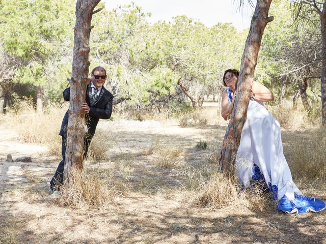 La boda de VICTOR y REBECA en Callosa De Segura, Alicante 94