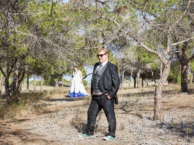 La boda de VICTOR y REBECA en Callosa De Segura, Alicante 99