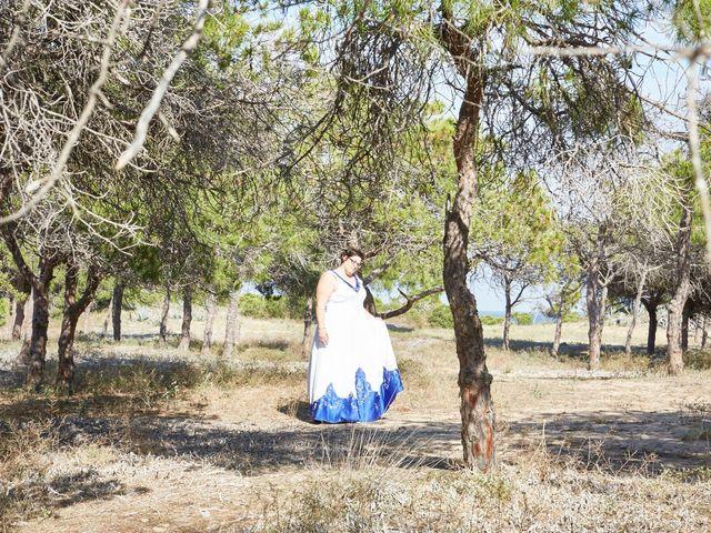 La boda de VICTOR y REBECA en Callosa De Segura, Alicante 100