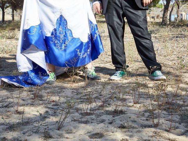 La boda de VICTOR y REBECA en Callosa De Segura, Alicante 101