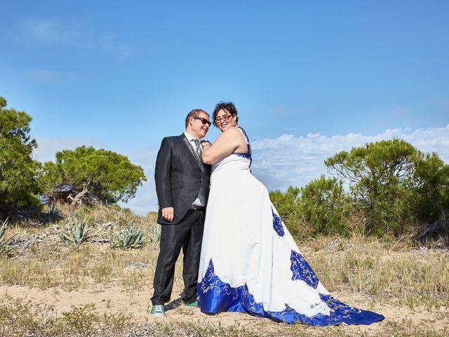 La boda de VICTOR y REBECA en Callosa De Segura, Alicante 102