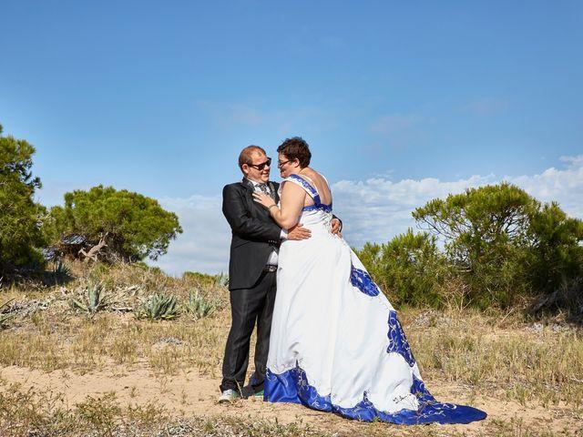 La boda de VICTOR y REBECA en Callosa De Segura, Alicante 104