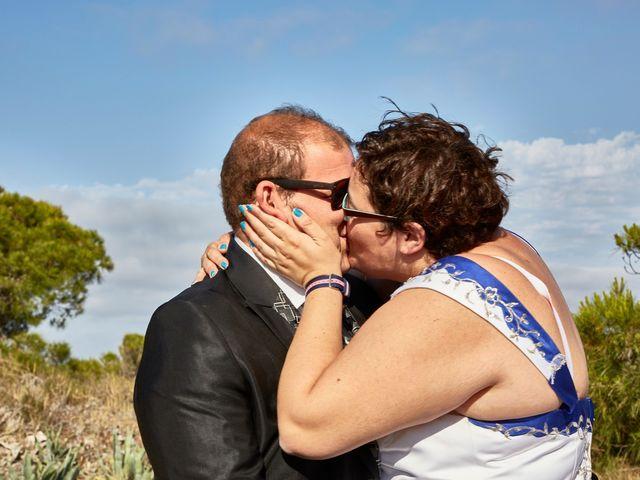 La boda de VICTOR y REBECA en Callosa De Segura, Alicante 105