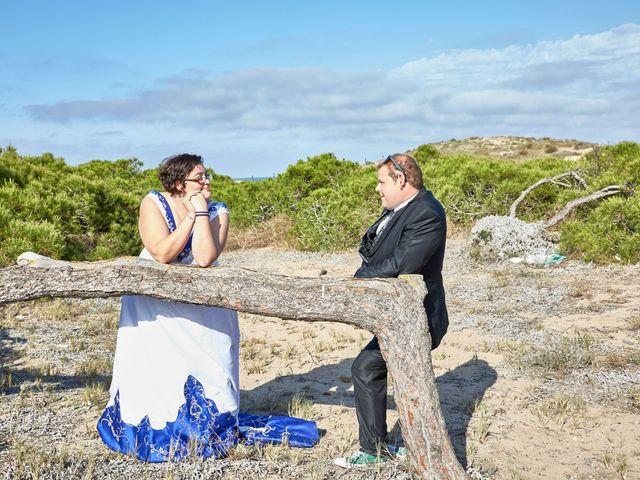 La boda de VICTOR y REBECA en Callosa De Segura, Alicante 107