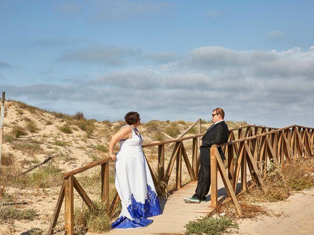 La boda de VICTOR y REBECA en Callosa De Segura, Alicante 110