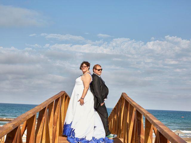La boda de VICTOR y REBECA en Callosa De Segura, Alicante 115