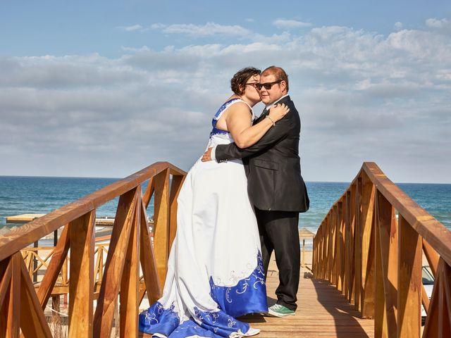 La boda de VICTOR y REBECA en Callosa De Segura, Alicante 116