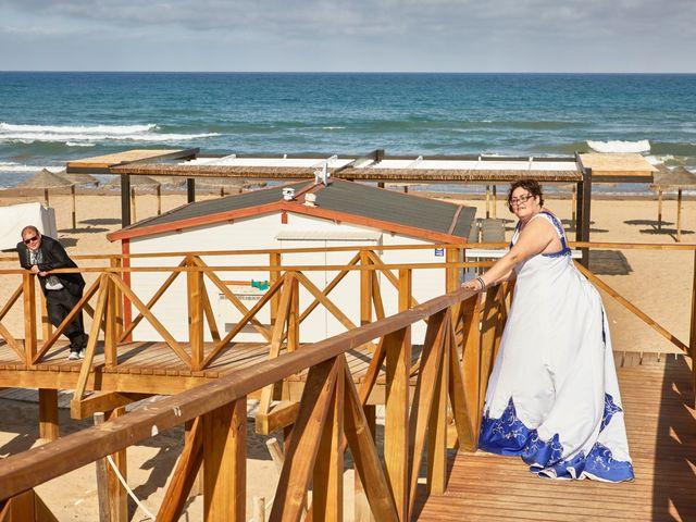La boda de VICTOR y REBECA en Callosa De Segura, Alicante 117