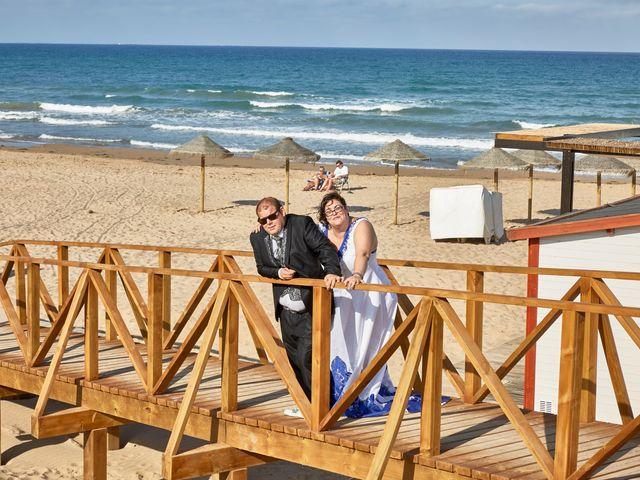 La boda de VICTOR y REBECA en Callosa De Segura, Alicante 119