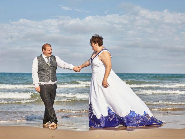 La boda de VICTOR y REBECA en Callosa De Segura, Alicante 120