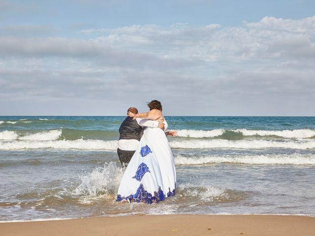 La boda de VICTOR y REBECA en Callosa De Segura, Alicante 121