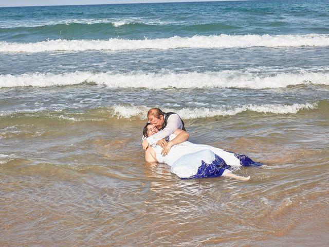 La boda de VICTOR y REBECA en Callosa De Segura, Alicante 127