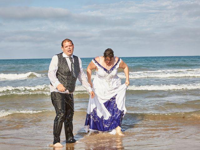 La boda de VICTOR y REBECA en Callosa De Segura, Alicante 132
