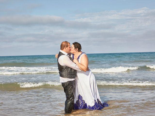 La boda de VICTOR y REBECA en Callosa De Segura, Alicante 133