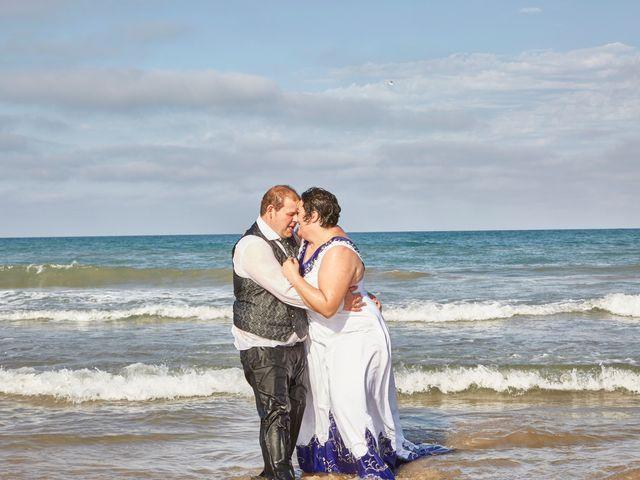 La boda de VICTOR y REBECA en Callosa De Segura, Alicante 134