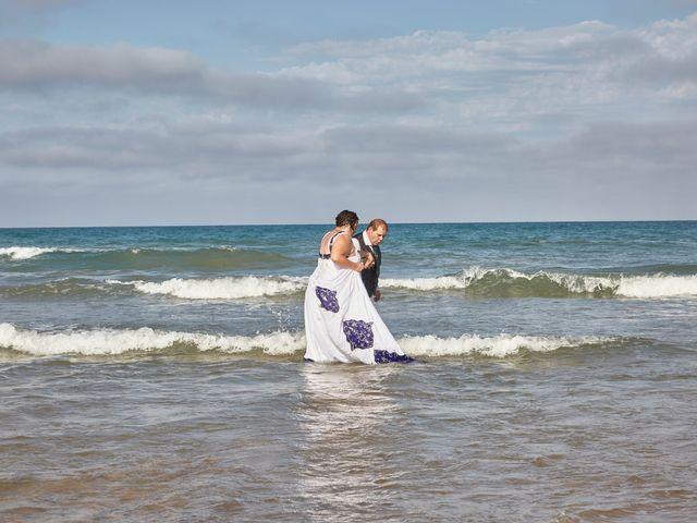 La boda de VICTOR y REBECA en Callosa De Segura, Alicante 135