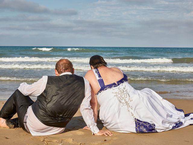 La boda de VICTOR y REBECA en Callosa De Segura, Alicante 140