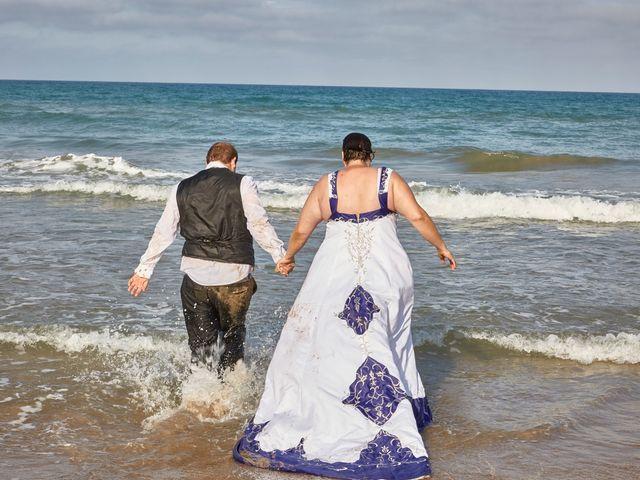 La boda de VICTOR y REBECA en Callosa De Segura, Alicante 146
