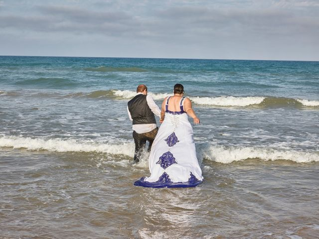 La boda de VICTOR y REBECA en Callosa De Segura, Alicante 147