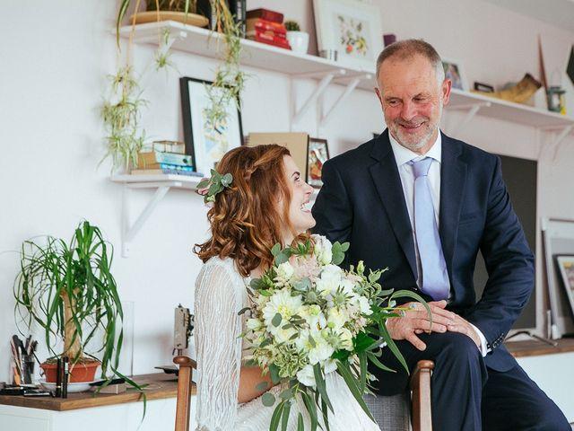 La boda de Aquilino y Pauline en El Puig, Barcelona 12