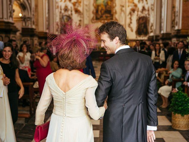 La boda de Aquilino y Pauline en El Puig, Barcelona 18
