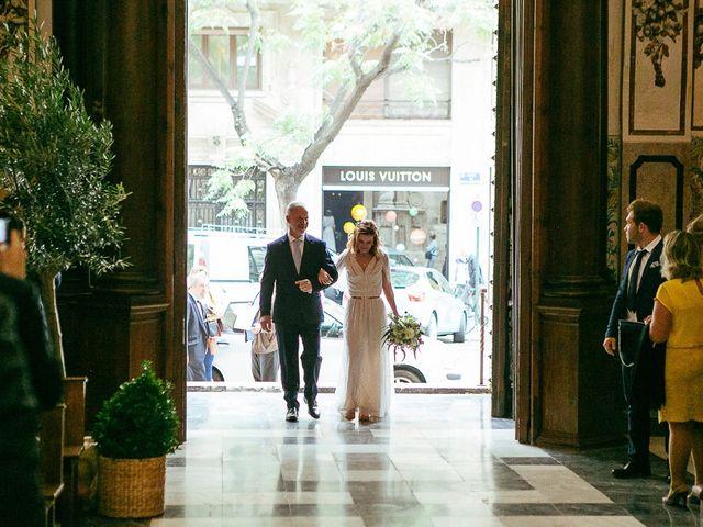 La boda de Aquilino y Pauline en El Puig, Barcelona 20