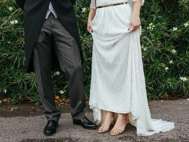 La boda de Aquilino y Pauline en El Puig, Barcelona 26
