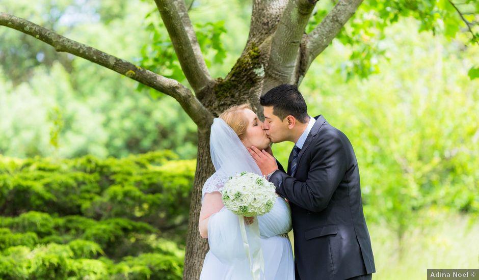 La boda de Sergio y Amber en Santurtzi, Vizcaya