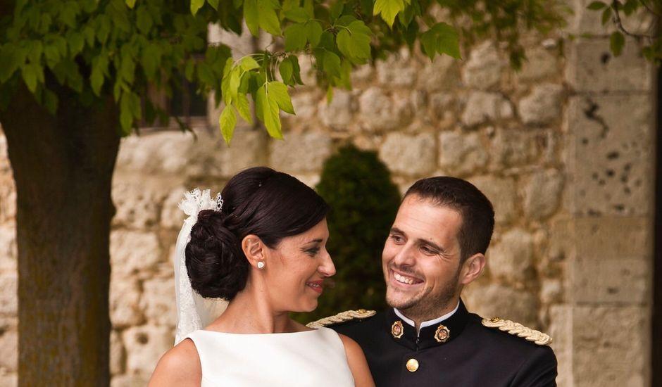 La boda de Jairo y Rebeca  en Villanubla, Valladolid