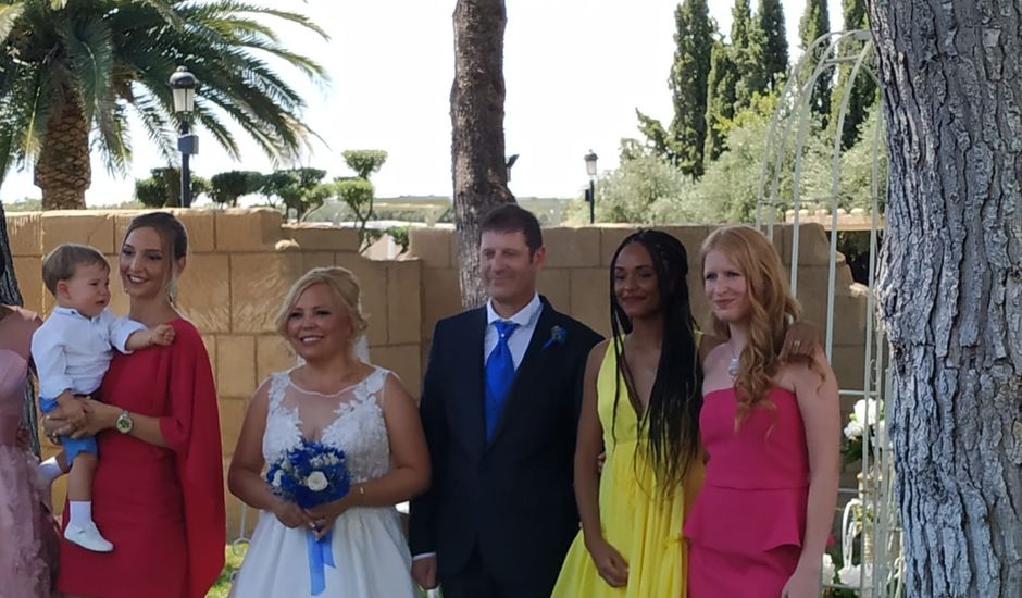 La boda de Ruben y Beirut en Pedrola, Zaragoza