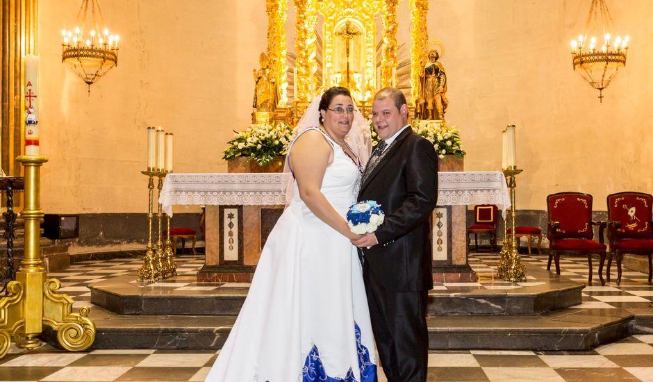 La boda de VICTOR y REBECA en Callosa De Segura, Alicante