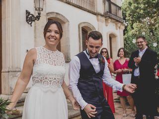 La boda de Carol y Iván