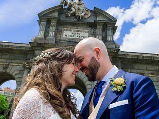 La boda de Lucy y Iván