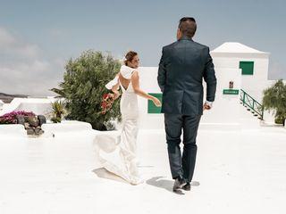 La boda de Idaira y Juanlu