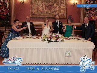 La boda de Irene y Alejandro 1
