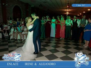 La boda de Irene y Alejandro