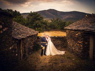 La boda de Eva y Samuel
