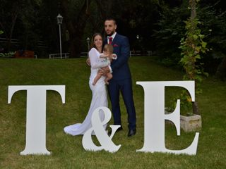 La boda de Tamara y Edu