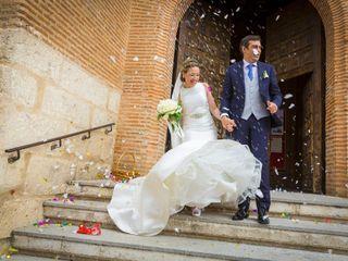 La boda de Monica y Trini