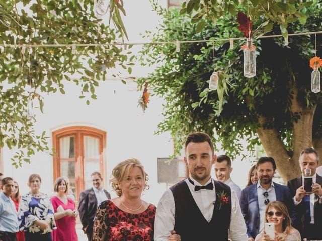 La boda de Iván y Carol en Daya Vieja, Alicante 22